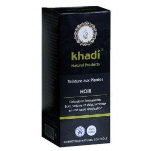 Khadi Noir - Teinture ayurvédique aux plantes