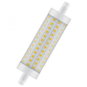 Osram Ampoule crayon LED 118 mm R7S 15 W équivalent a 125 W blanc chaud dimmable