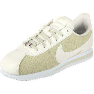 Nike Chaussure Cortez Basic TXT SE pour Enfant plus âgé - Crème Taille 36.5
