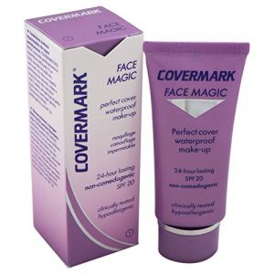 Covermark Face magic - Maquillage camouflage waterproof 1 beige pâle
