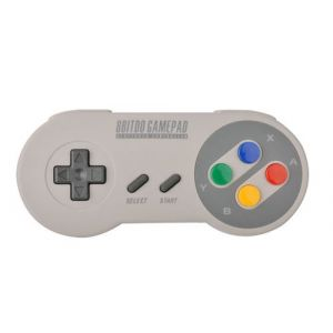 8Bitdo SFC30 - Manette Android iOS PC
