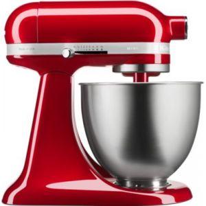 Kitchen Aid Robot sur socle mini 5KSM3311XECA Pomme d'amour