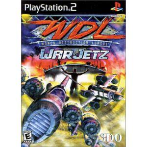 World Destruction League : War Jetz sur PS2
