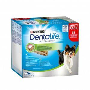 Purina DENTALIFE Bâtonnet à mâcher Medium MultiPack - Pour chien adulte de taille moyenne - 805 g