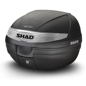 Shad Sh29 Black - Top case 1 casque