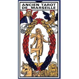 Grimaud Ancien Tarot de Marseille divinatoire