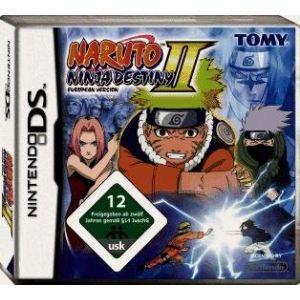 Naruto : Ninja Destiny II [NDS]