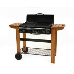Somagic Missouri - Barbecue à gaz chariot