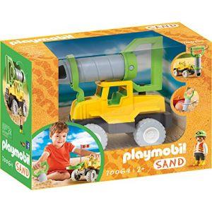 Playmobil 70064 véhicule percer