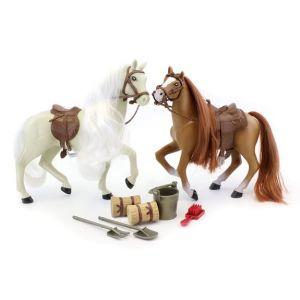 Coffret 2 chevaux Royal breeds Beauties