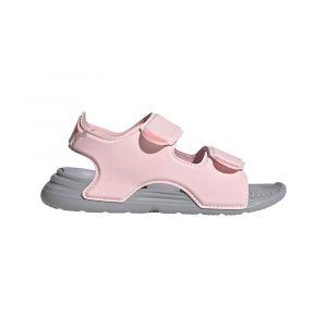 Adidas Sandales enfant SWIM SANDAL C - Couleur 28,29,31,32,33,34 - Taille Rose