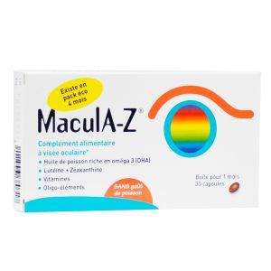 Horus Pharma Macula-Z - 30 capsules