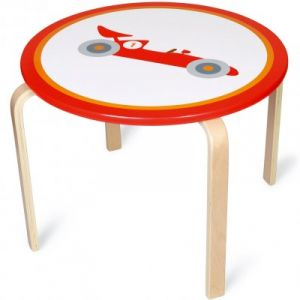 Scratch Table ronde Car Racer