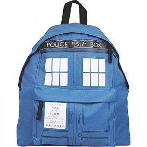 Sac à dos Doctor Who le Tardis