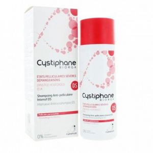 Bailleul Laboratoires Cystiphane - Shampoing anti-pelliculaire intense