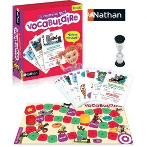 Nathan Je comprends tout ! Vocabulaire
