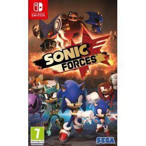 Sonic Forces [Switch]