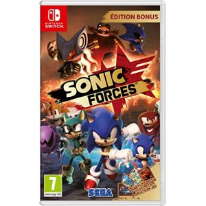 Sonic Forces sur Switch