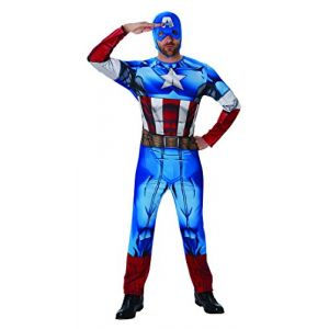 Déguisement Captain America Avengers adulte