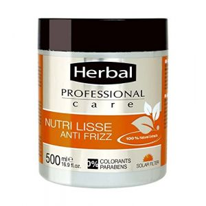 Herbal Nutri liss anti frizz perfect care 500 ml