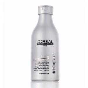 L'Oréal Silver Cheveux Gris 250 ml - Shampooing