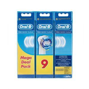 Oral-B Brossette Précision Clean EB20 6+3