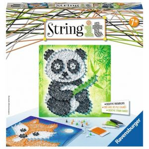 Ravensburger Kit créatif String It Midi Panda & Fox