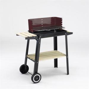 Grill chef Wagon - Barbecue à charbon chariot