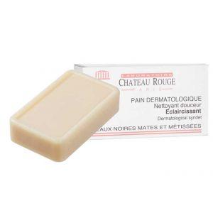 Château rouge Pain dermatologique éclaircissant