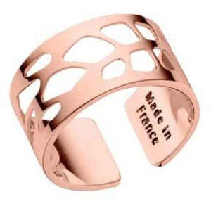 Les Georgettes 702960640000 - Bague Fougère or rose femme