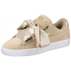 Puma Suede Heart Safari, Basket Mode Femme, Beige (Safari-Safari), 40 EU