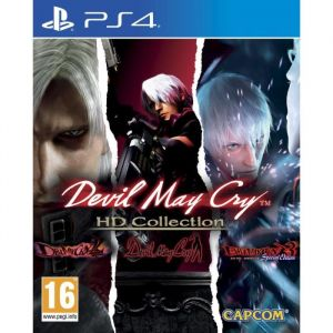 Devil May Cry HD collection [PS4]