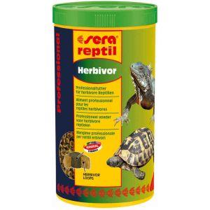 Sera Reptil Professional - Nourriture pour reptiles herbivores - 1 x 350g