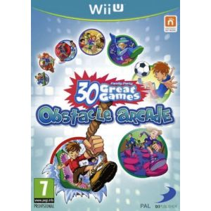 30 Great games : Obstacle Arcade [import Italien/espagnol] [Wii U]