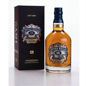 Chivas Whisky Regal 18 ans d'âge (70cl)