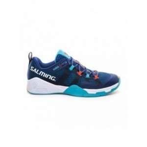 Salming Kobra 2 Indoor Shoes - Men - Limoges Blue / Blue Atol - 45 1/3