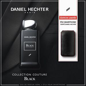 Daniel Hechter Collection Couture Black - Coffret eau de parfum et étui de smartphone