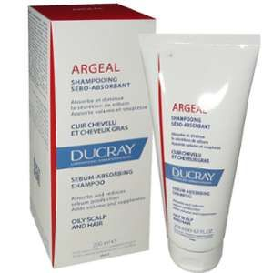 Ducray Argeal - Shampooing cuire chevelu et cheveux gras
