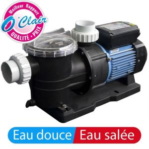 Piscine center o'clair Pompe de filtration mini clair 0.50 cv
