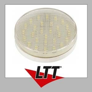 SLV AMPOULE SMD LED 2,8W BLANC CHAUD NON VARIABLE