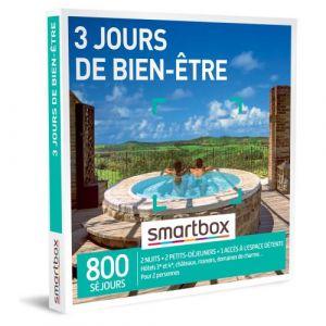 Smartbox Coffret cadeau 3 jours de bien-être