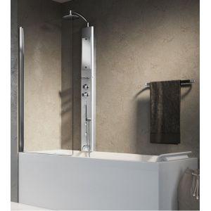Novellini Colonne THINK 2 pour baignoire - Mitigeur thermostatique