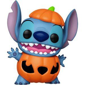 Funko Figurine Pop Disney Lilo et Stitch Pumpkin Stitch avant-première Fnac