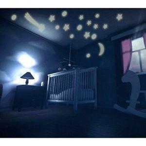 Petit Jour Etoiles lumineuses autocollantes Le Petit Prince