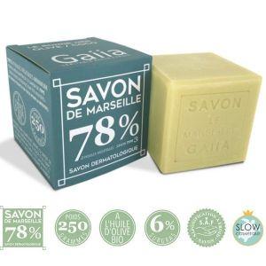 Gaiia Le canebiere savon de marseille 78%
