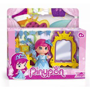 Famosa PinyPon : Coffret Princesse et son miroir