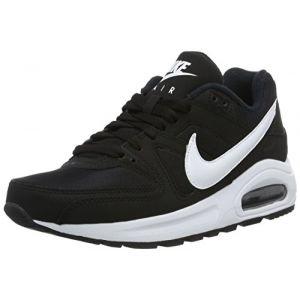 Nike 844346-011, Chaussures de sport garçon, Nero (Black/White), 40 EU