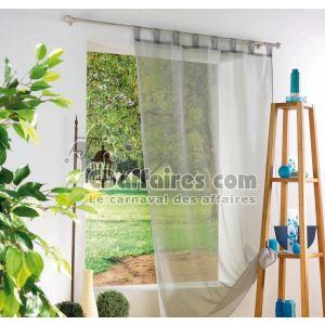 rideaux vert et gris comparer 735 offres. Black Bedroom Furniture Sets. Home Design Ideas