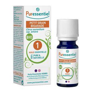 Puressentiel Huile essentielle - Petit grain bigarade bio, 10 ml