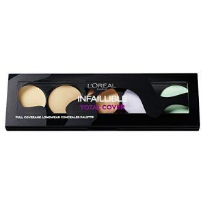 L'Oréal Infaillible Total Cover La Palette Correctrice Teinte Universelle